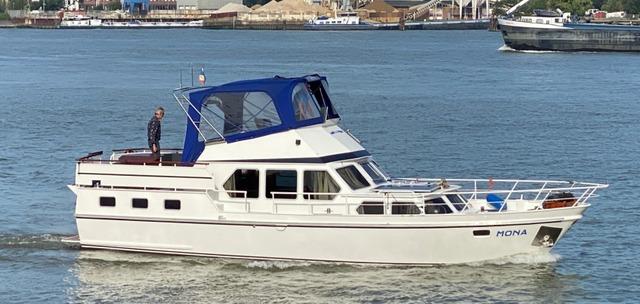Jacabo Kruiser 13.70 Flybridge